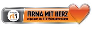 Logo Firma mit Herz
