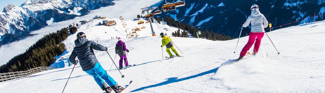 Banner Ski
